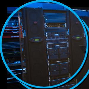 Datencenter Server Rack